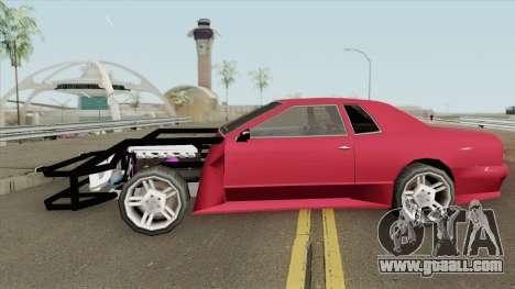 Frame Elegy for GTA San Andreas
