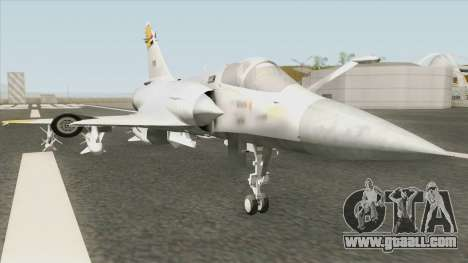 Mirage 2000 Egypt for GTA San Andreas