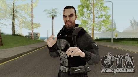 Skin From The Punisher 1 for GTA San Andreas