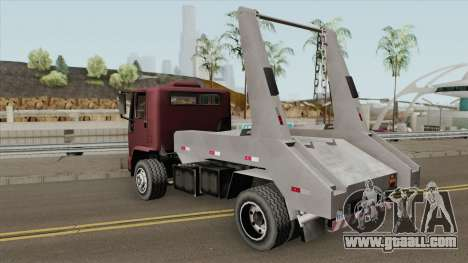 Ford Cargo 1415 (DFT30 Edition) Entrulho for GTA San Andreas