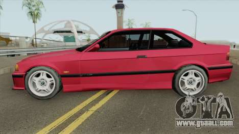 BMW M3 2005 (Improved Version) for GTA San Andreas