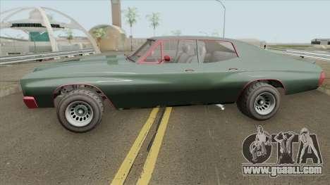 Declasse Tulip GTA V for GTA San Andreas
