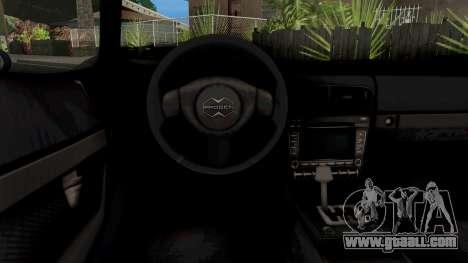 Progen T20 GTA 5 for GTA San Andreas