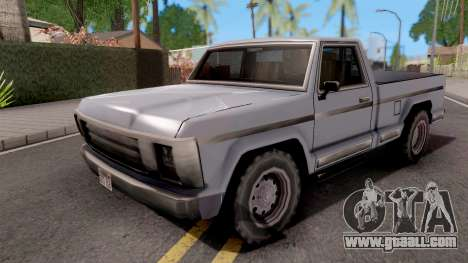 Ford F-100 Beta for GTA San Andreas
