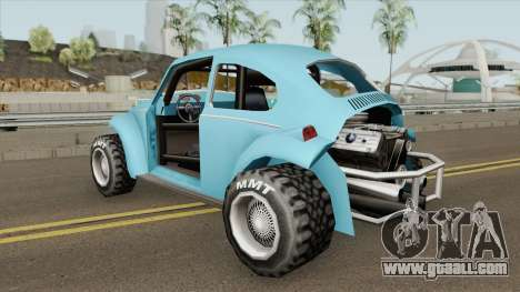 Volkswagen Fusca (Beetle) Baja SA Style V1 for GTA San Andreas