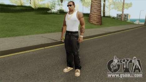 Frag Grenade (PUBG) for GTA San Andreas
