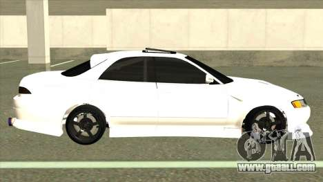 Toyota Mark II Drift for GTA San Andreas