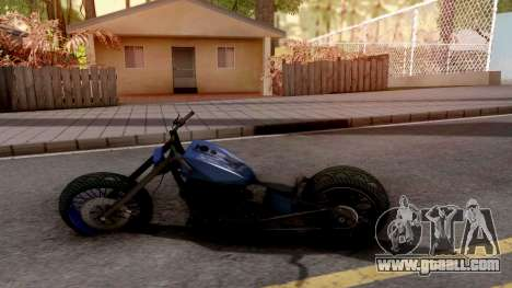 Rasta Racer for GTA San Andreas