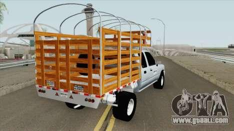 Toyota Hilux Con Estacas for GTA San Andreas