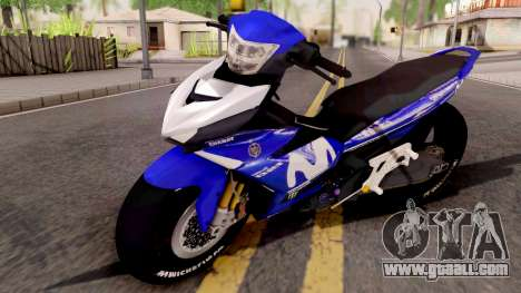 Yamaha Y15ZR GTB Edition for GTA San Andreas