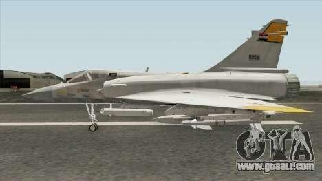 Mirage 2000 Egypt for GTA San Andreas