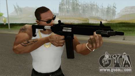 Carbine Rifle GTA V Flashlight (Extended Clip) for GTA San Andreas