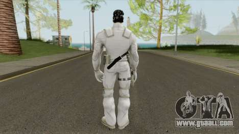 Skin From The Punisher Dead Winter for GTA San Andreas