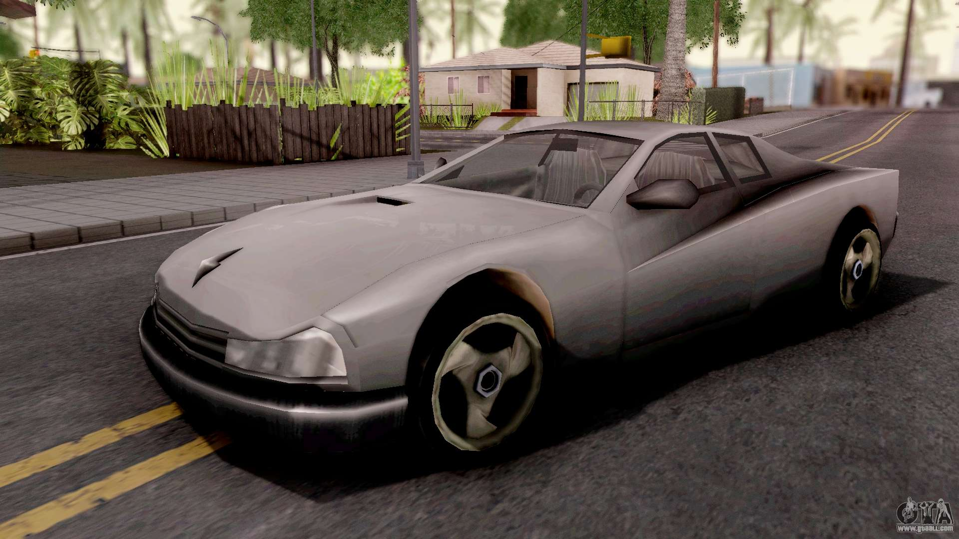 Cheetah GTA III Xbox for GTA San Andreas