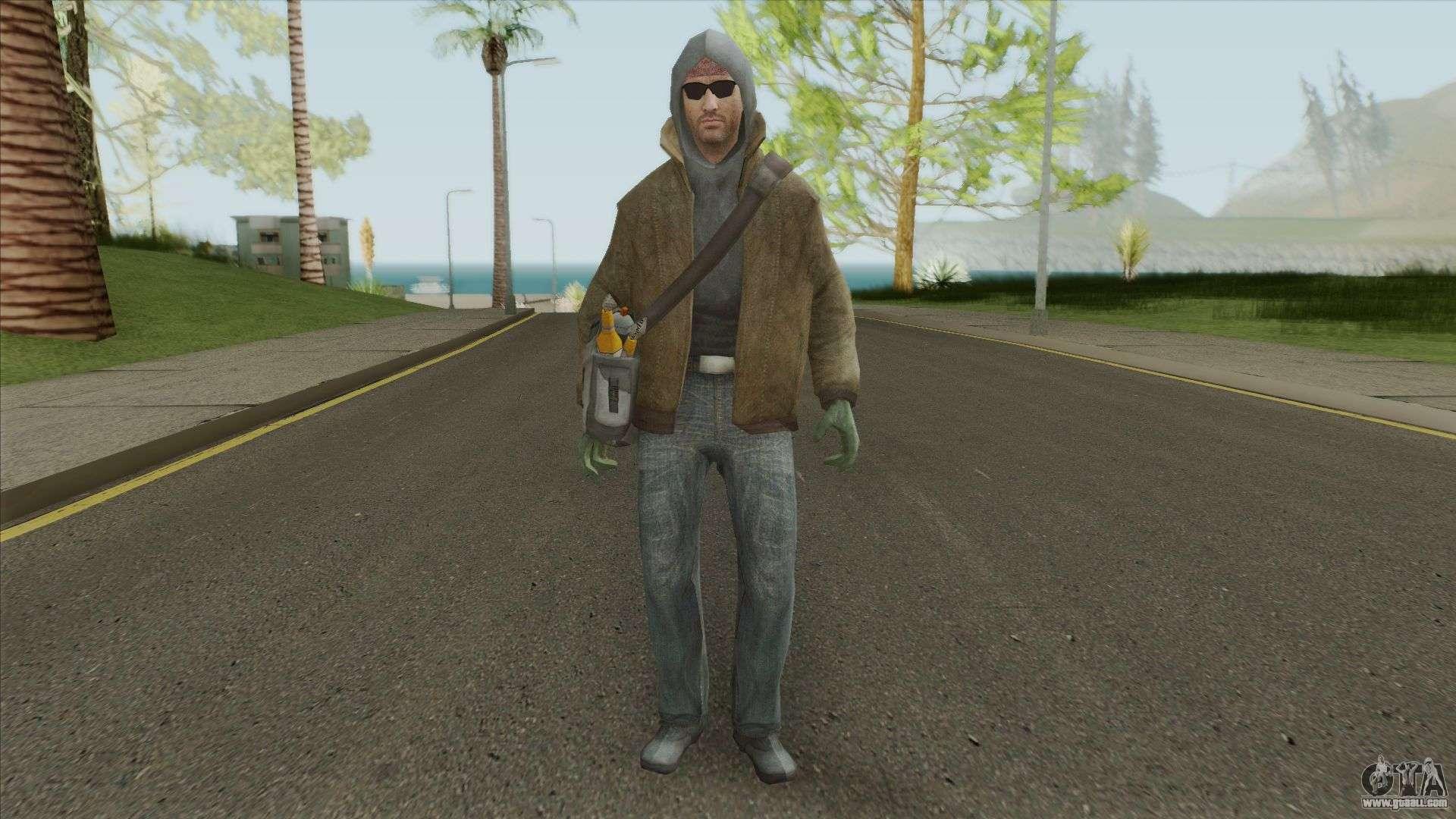 Czech Resistance V1 (CoD: MW 3) For GTA San Andreas