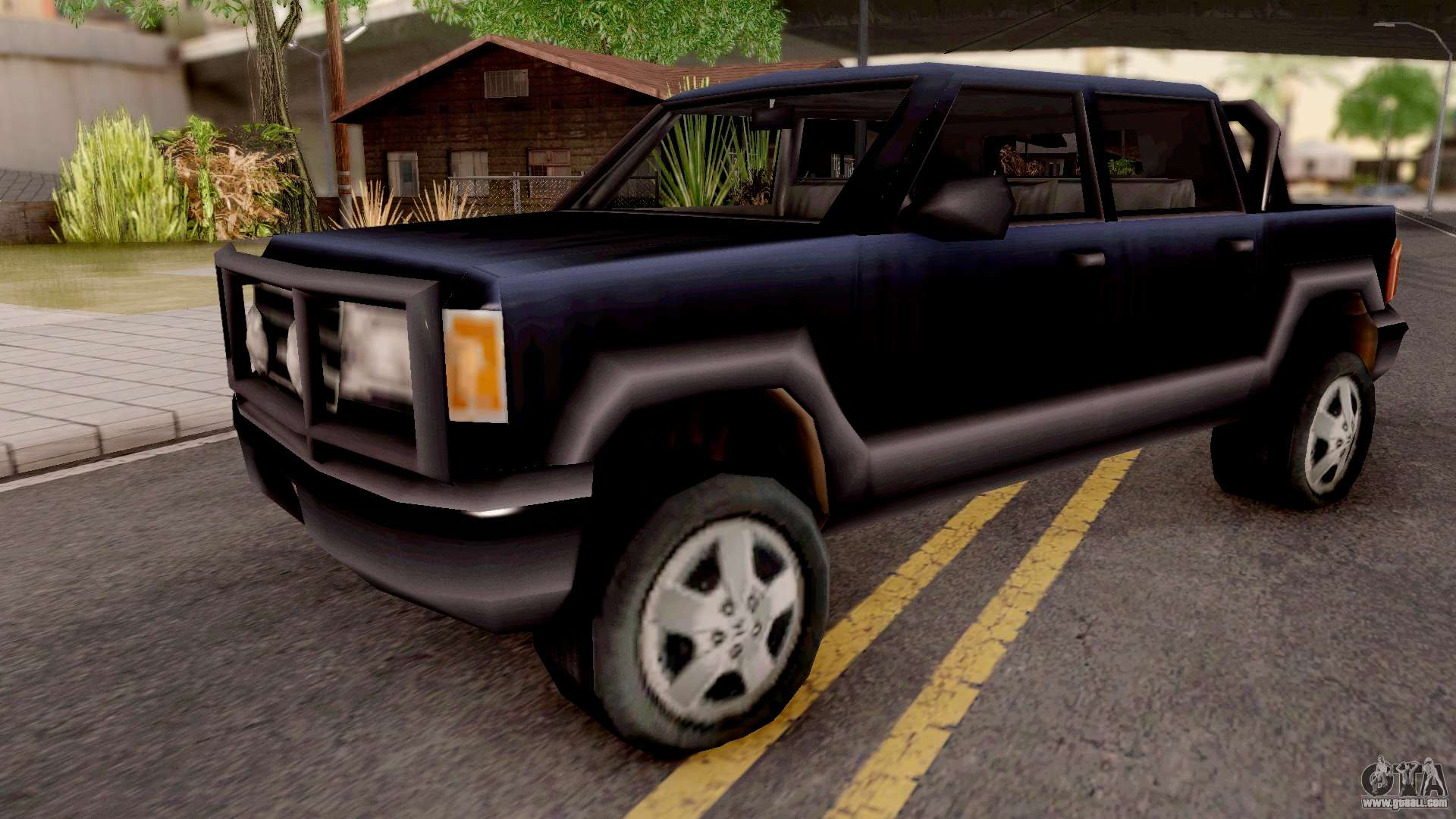 Cartel Cruiser from GTA 3 for GTA San Andreas