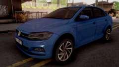 Volkswagen Polo 2019 for GTA San Andreas