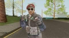 Colussus Militia V2 (Call Of Duty: Black Ops II) for GTA San Andreas