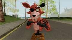 Old Foxy (FNaF) for GTA San Andreas