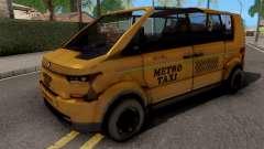 Metro Taxi 2054 for GTA San Andreas
