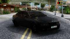 BMW M5 E39 Black for GTA San Andreas