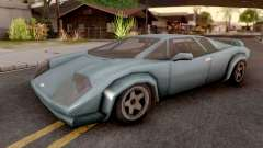 Infernus from GTA VC for GTA San Andreas