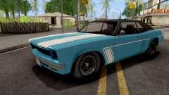 Declasse Tampa GTA 5 for GTA San Andreas