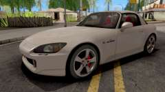 Honda S2000 GT 2009 for GTA San Andreas