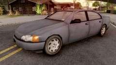 FBI Kuruma from GTA 3 for GTA San Andreas