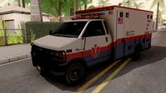 Brute Ambulance GTA 5
