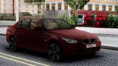 BMW 530XD E60 Cherry for GTA San Andreas
