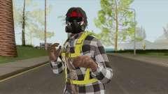 Black Guy Skin V3 for GTA San Andreas