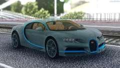 Bugatti Chiron Original for GTA San Andreas