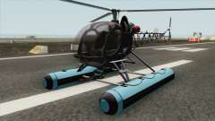 Sea Sparrow V2 GTA V for GTA San Andreas