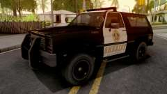 GTA IV Declasse Sheriff Rancher SA Style for GTA San Andreas