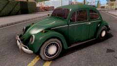 Volkswagen Beetle 1970 SA Style for GTA San Andreas