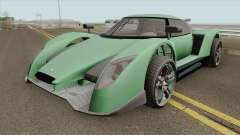 Overflod Autarch GTA V for GTA San Andreas