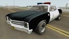 Declasse Tulip Police Cruiser GTA V for GTA San Andreas