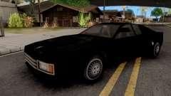 VCPD Cheetah from GTA VC for GTA San Andreas