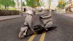 Faggio GTA VC Xbox for GTA San Andreas