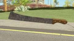 Machete (PUBG) for GTA San Andreas