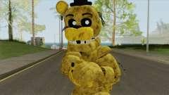 Old Golden Freddy (FNaF) for GTA San Andreas
