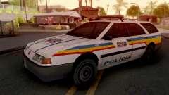 Copcarsf Policia MG for GTA San Andreas