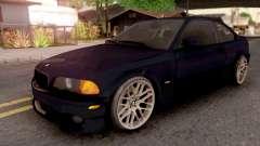 BMW E46 330Ci for GTA San Andreas