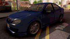 Proton Persona Elegance 3.0 Sport Edition for GTA San Andreas