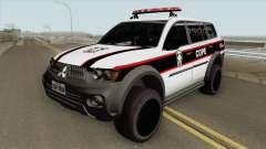 Mitsubishi Pajero Dakar 2013 (COPE) for GTA San Andreas
