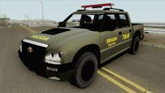 Chevrolet S10 (Brigada Militar) for GTA San Andreas