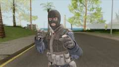 Colussus Militia V1 (Call Of Duty: Black Ops II) for GTA San Andreas