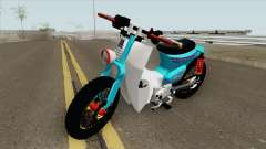Honda C70 StreetCub for GTA San Andreas