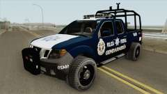 Nissan Frontier (Policia Federal Division) for GTA San Andreas